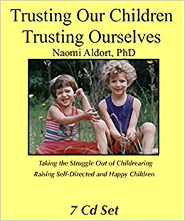 HOME SCHOOLING CD SET: TRUSTING OUR CHILDREN, TRUSTING OURSELVES